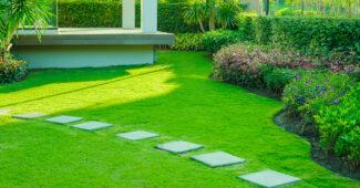 créer des allées de jardin